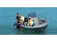 Fishing sports boat Smartwave 4200 open