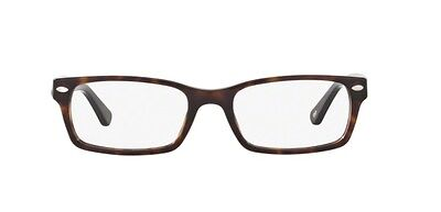 RAY BAN 5206 EYEGLASSES UNISEX RX5206 EYE GLASSES OPTICAL FRAME 2012 HAVANA NEW