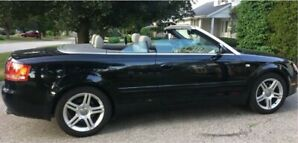 Beautiful Audi A4 Cabriolet  Convertible