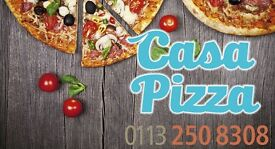 Part Time & Full Time Chef Job Vacancy - Casa Pizza in Yeadon, LS19