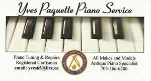 THAT TIME AGAIN, time to get your piano tuned!