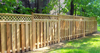 The Fence Pros Landscaping. Best Price in Town!