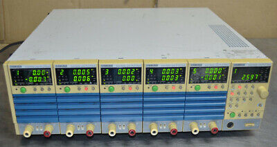 Kikusui Electronic Load Plz-50f Plz70ua X 5 A6