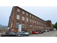 serviced offices, studios, lightr industrial and storage space for rent in NG5