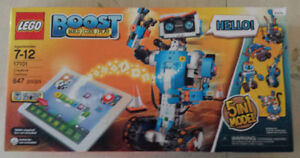 LEGO 17101 Boost Creative Tool Box - Robotics Programming Set