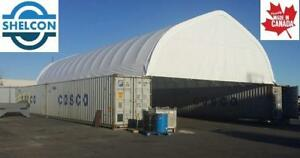 Shelcon Instant Structures | Fabric Shelters | Dome Structures | Coverall | Utility and Storage Buildings