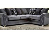 DFS CORNER SOFA BED £380 can deliver