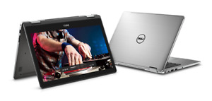 Laptop/Tablet: Dell Inspiron 13 7000 2-in-1 WITH TOUCH SCREEN