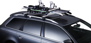 THULE - ALL BRAND NEW - Cross Rails + Ski and Snowboard Carrier