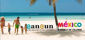Cancun Vacation Package valid until July 2020