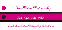Photography Services (True Vision Photography)