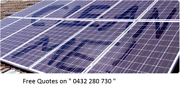 Solar Panel Cleaning Bald Hills Brisbane North East Preview