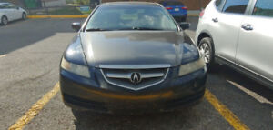 2005 Acura TL, for parts only