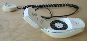 1960's Vintage Grillo Telephone – Made In Italy – Rare - Works!