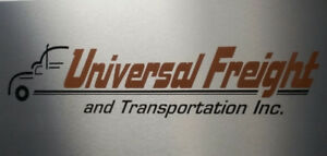 Universalfreightdotnet is your experienced freight solution.