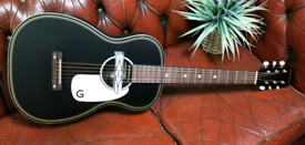 SOLD New Gretsch Gin Rickey Electro acoustic Parlor