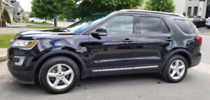 Ford Explorer XLT AWD 2017