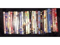 28 dvds for £20.00