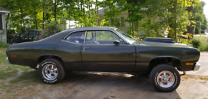 1972 Duster