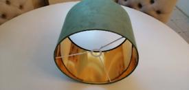 Sage Green Lampshade