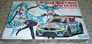 Fujimi 1/24 GSR Hatsume Miku BMW Z4 GT3 Rd.6 Fuji Championship