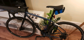 Genesis Croix de Fer 10 Gravel Bike Road Bike