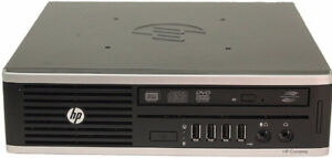 HP Elite 8300 Ultra Slim High