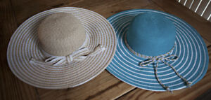 Wide brimmed SUN hats