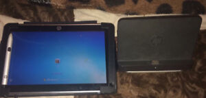 Hp slate 2 with windows, barely used asking 160 obo
