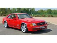 1993 Mercedes-Benz SL Series 300 SL 2dr Auto CONVERTIBLE Petrol Automatic
