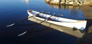 BOAT for sale! Recreational Double Rowing Scull