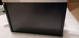 Double HP monitors