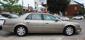 Cadillac DeVille DTS***NIGHT VISION***LOW MILEAGE 109,000KM