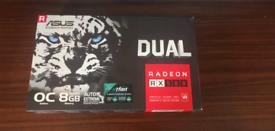 Asus RX 580 8GB OC