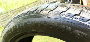 Bridgestone Dueler 285/45/R22 (1 only)