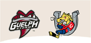 Barrie Colts Vs Guelph Storm