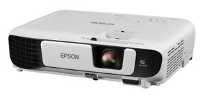 Epson EX5260 XGA 3,600 lumens LCD projector