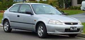Wanted: Civic Hatchback