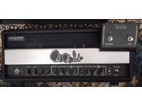 PRS ARCHON FIFTY amp head 50w w/Footswitch ALL VALVE guitar amplifier top not 100w combo Tremonti