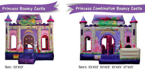 Inflatable Bouncy Castles