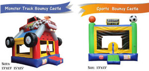Inflatable Bouncy Castles for Sale