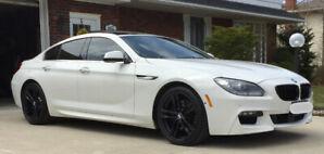 2013 BMW 6 Series 650i Gran Coupe M Sport xDrive Ceramic coated