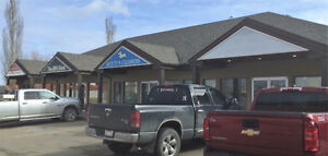 Retail space available in Southpark Centre in Stony Plain