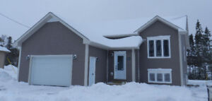2 Bedroom Basement Apartment in Clarenville, Avail March 1st