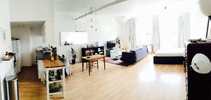Sublet our Loft! (Oct. 4 - Nov. 2)