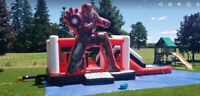 Inflatable Bouncy Castle Rentals, Slides & more-Birthday Parties