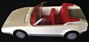 Playmobil White Convertible