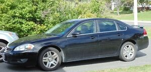 2011 Chevrolet Impala LT Luxury Sedan