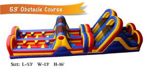 Inflatable Bouncy Castle (Bounce House) Sale