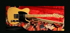 WTB: Cunetto era Nocaster!! Early Fender Custom Shop Telecaster